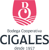 Bodega Cigales | Genuino color y sabor Rosado Logo